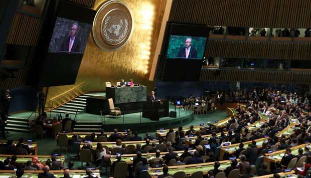 The United Nations has come to seem like a relic, favouring victors of a long-ago war, and denying a
