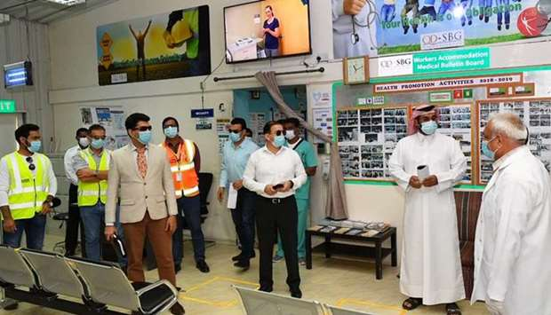 Ashghal inspection