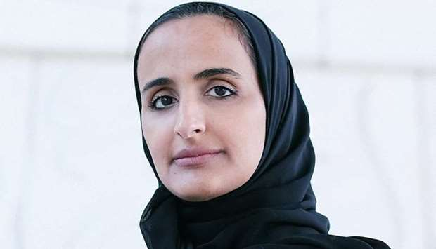 Qatar Foundation vice chairperson and CEO Sheikha Hind bint Hamad al-Thani.