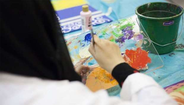 VCUarts Qatar to launch an online Art Therapy course.