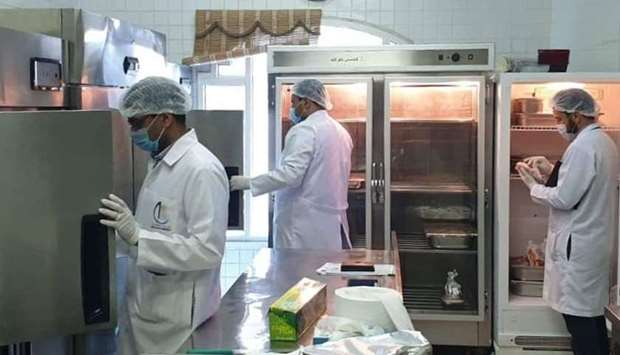 Ministry intensifies inspection of food establishments