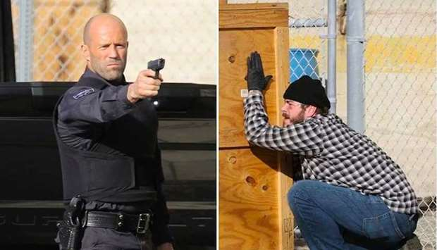 Guy Ritchie, Jason Statham's 'Cash Truck' to be released by Eagle Films in Qatar