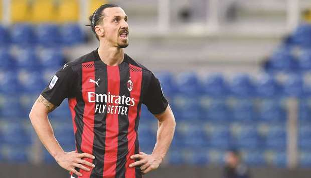 Zlatan Ibrahimovic was again in the headlines for non-football reasons yesterday after he was report