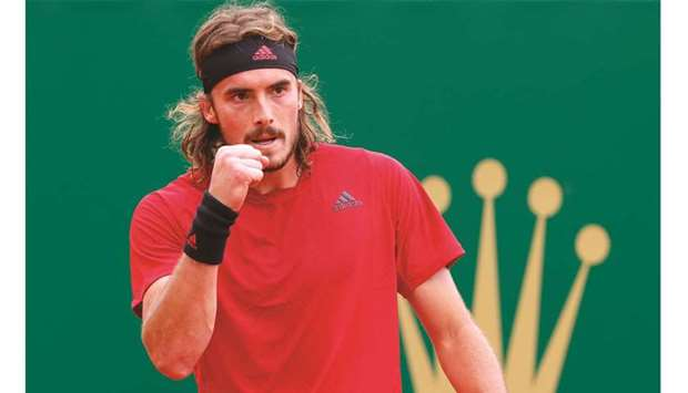 Stefanos Tsitsipas and Andrey Rublev will clash in today's Monte Carlo final with both men looking t
