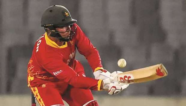 Brendan Taylor is set to return to the line-up. (AFP)