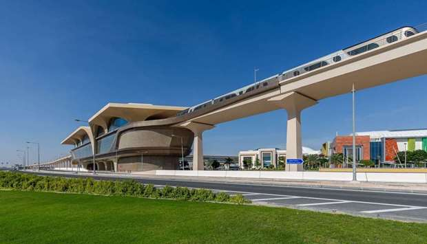 Doha Metro launches green initiative to celebrate Earth Day