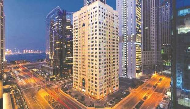Marriott Executive Apartments City Center Doha to offer sophisticated longer-stays