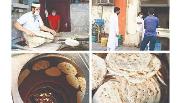 The ever-popular tandoori roti is in high demand just before Iftar and Suhoor during Ramadan as thos