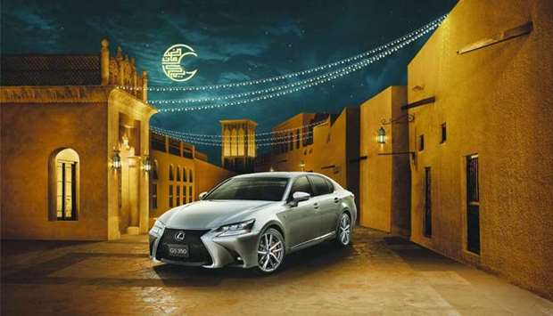 Customers purchasing any Lexus vehicles during the campaign period will get a chance to win a Lexus