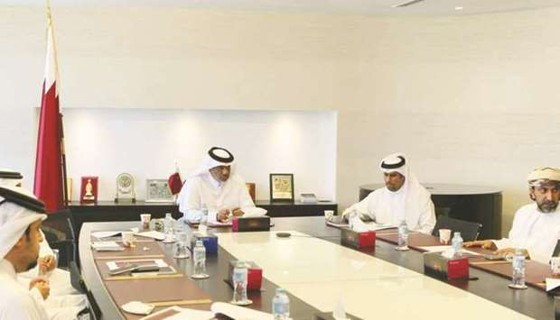 The documentation committee's aim is to find the football movement in Qatar, through the history of