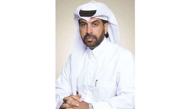 QSE chief executive Rashid bin Ali al-Mansoori is appreciative of QDB's support for SMEs wishing to