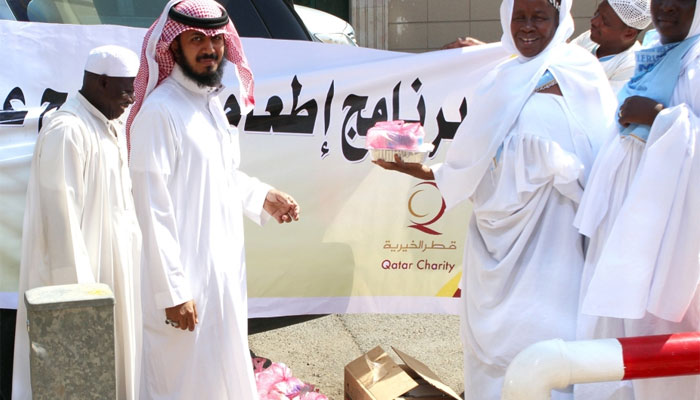 A large number of people are expected to benefit from Qatar Charity's special projects as part of it
