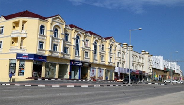 A lot of new urban developments have taken place in Umm Slal in the last couple years. PICTURES: Jay