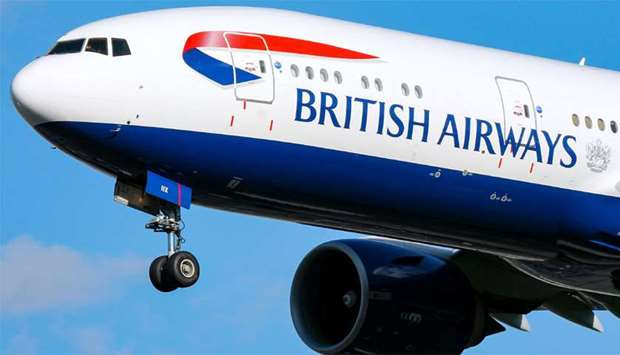 Almost all British Airways flights canceled as pilots strike""
