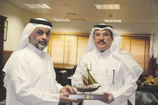 Goic chief visits Qatar Leadership Academy
