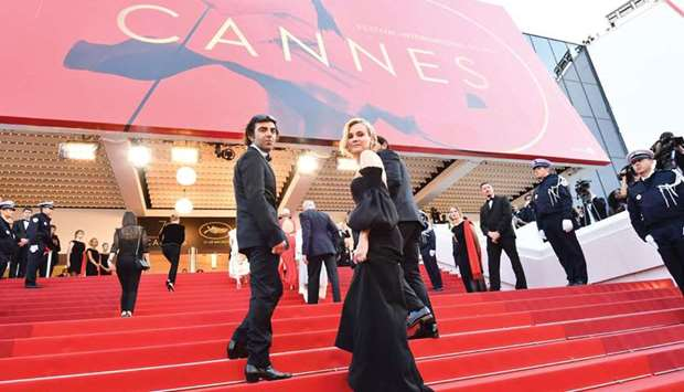 Swedish satire wins top Cannes film fest award