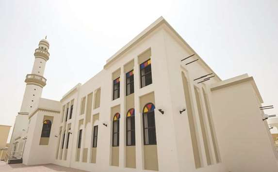Ministry announces new mosque projects