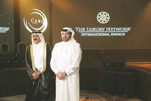 Qatar Airways recognised for 'outstanding achievements' at Lebanon awards event