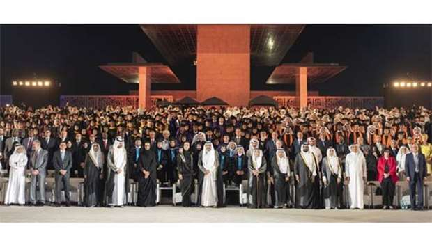 QF convocation