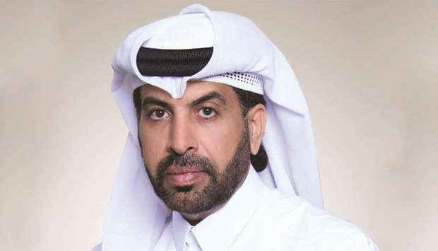QSE chief executive Rashid bin Ali al-Mansoori