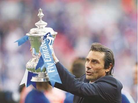'I'll never change' — FA Cup winner Conte warns Chelsea