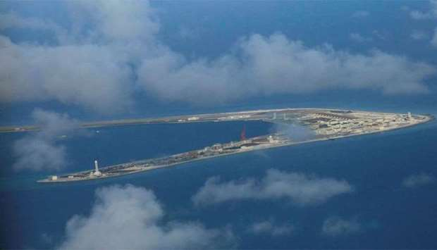 Philippines expresses 'serious concern' over Chinese bombers in disputed South China Sea
