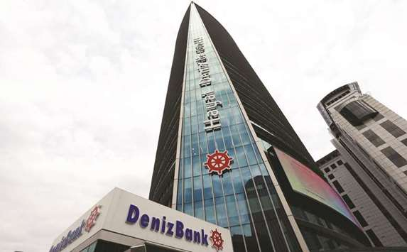Emirates NBD buys Denizbank for $3.2bn from Sberbank