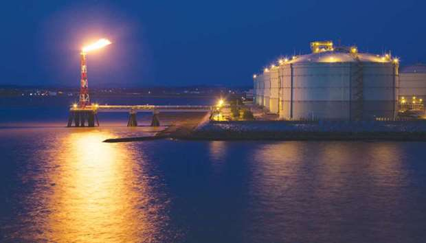 S Korea gas focus to benefit top LNG supplier Qatar: BMI