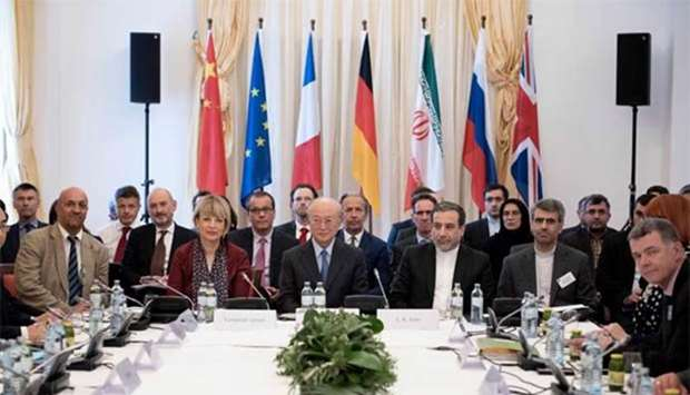 Iran scrambles for European lifeline