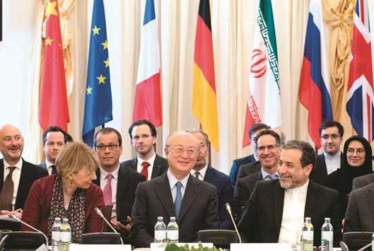 Iran expects measures to save N-deal by May-end