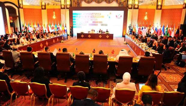 Meeting of Asian Cooperation Dialogue (ACD) starts in Doha