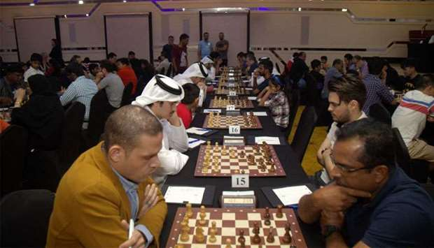 Katara Open Chess Tournament