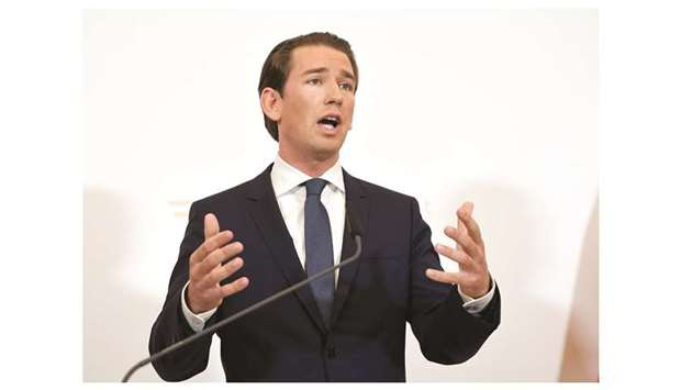 Kurz: After yesterday's video, I must say quite honestly: Enough is enough.