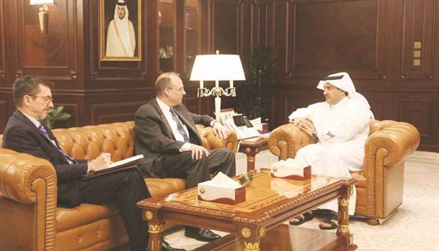 Attorney-general meets US Treasury official