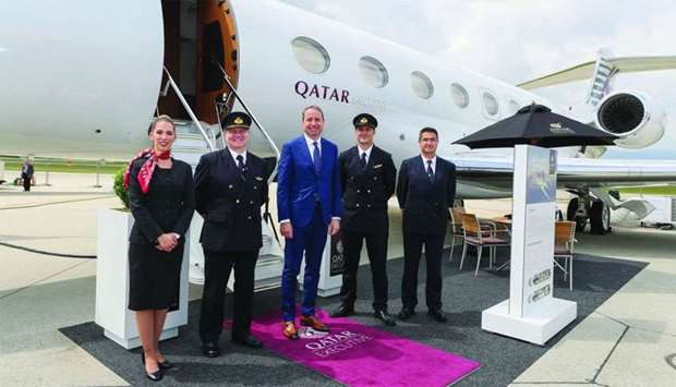 Qatar Executive's expansion to Shanghai, Moscow and London in 2019 will further enable it to offer i
