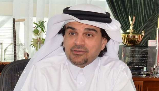 QIIB chief executive officer Dr Abdulbasit Ahmad al-Shaibei in an interview with Gulf Times.