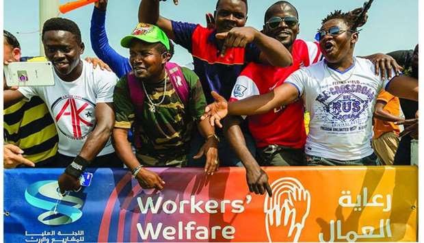 The SC has implemented various workers' welfare initiatives.