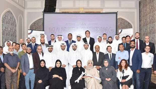 QBIC has successfully concluded the first wave of its newly formed Lean Manufacturing Programme (LMP