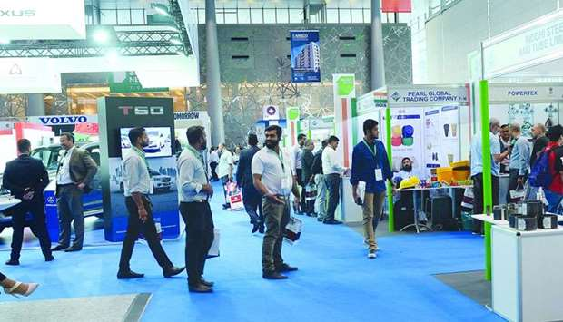 The three-day Project Qatar 2019 attracted 14,520 attendees from local and international constructio
