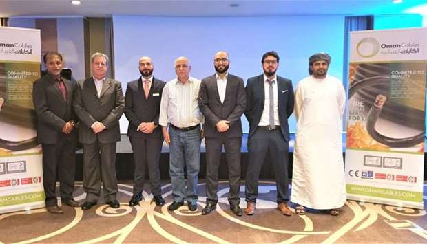 Oman Cables Industry and Electro Trade Company recently held a customer meet and technical seminar o
