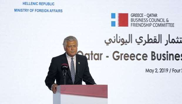 Mihalos: Promoting economic co-operation between Qatar and Greece