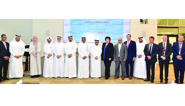 Qatar University has launched the Qatar chapter of the International Council for Small Business, whi