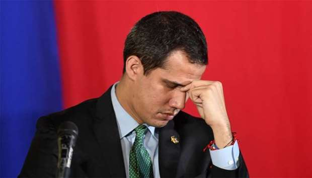 """Guaido thanked Rendon and Sergio Vergara for their """"dedication and commitment to Venezuela"""""""