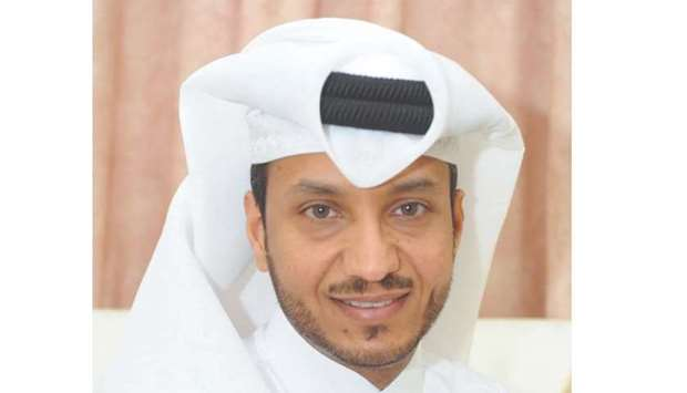 Nakilat chief executive Abdullah Fadhalah al-Sulaiti.