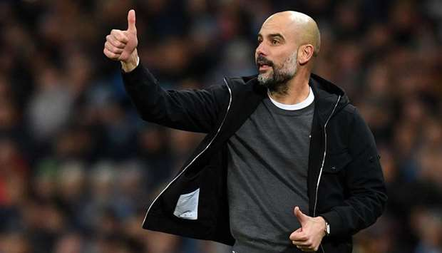 Guardiola: Medical staff are the 'special ones'
