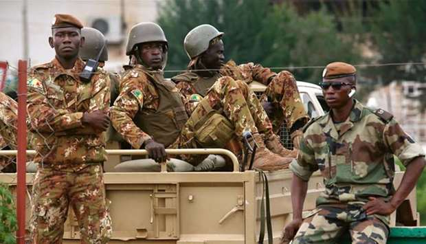 Burkina Faso's armed forces