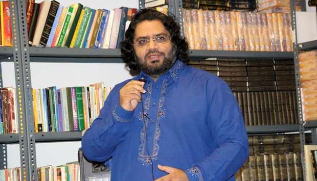 """Many people think that the online mushaira will go away once things return to normal but  I do not"
