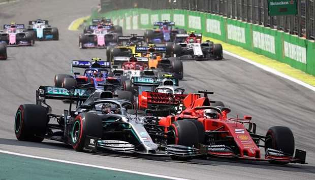 Less expenditure but higher income means the smaller Formula One teams might be able to close the ga
