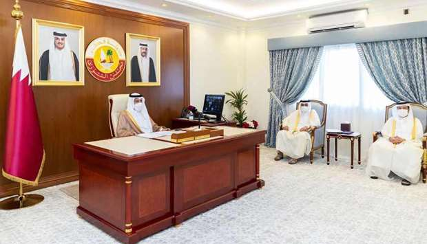Qatar stands firmly with the Palestinian cause: Speaker of Shura Council