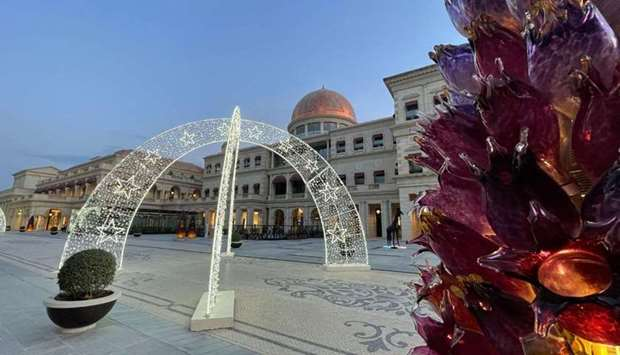 Katara - The Culture Village has concluded its online Eid al-Fitr festivities which offered the publ